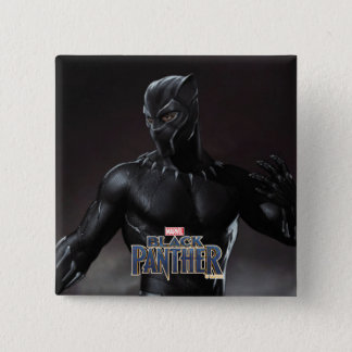 Black Panther | Claws Out 15 Cm Square Badge