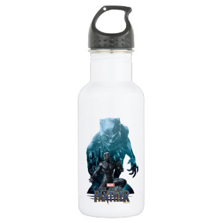Black Panther | Claws Out 532 Ml Water Bottle