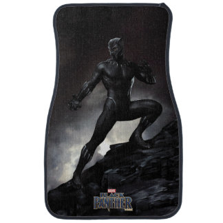 Black Panther | Claws Out Car Mat