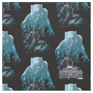 Black Panther | Claws Out Fabric