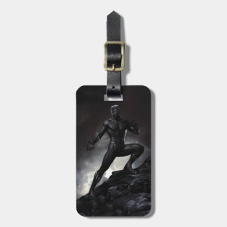 Black Panther | Claws Out Luggage Tag