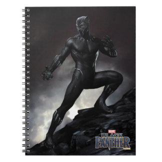 Black Panther | Claws Out Notebook