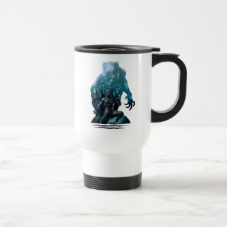 Black Panther | Claws Out Travel Mug