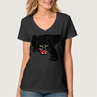 Black Panther Custom T-Shirt