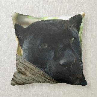 Black Panther Decorative Pillow