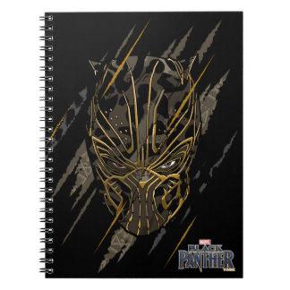 Black Panther | Erik Killmonger Claw Marks Notebook