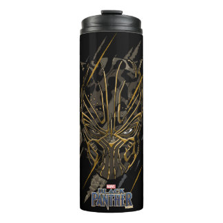 Black Panther | Erik Killmonger Claw Marks Thermal Tumbler