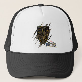 Black Panther | Erik Killmonger Claw Marks Trucker Hat