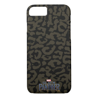 Black Panther | Erik Killmonger Panther Pattern iPhone 8/7 Case