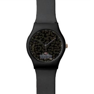 Black Panther | Erik Killmonger Panther Pattern Watch