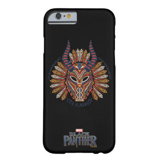 Black Panther | Erik Killmonger Tribal Mask Icon Barely There iPhone 6 Case