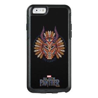 Black Panther | Erik Killmonger Tribal Mask Icon OtterBox iPhone 6/6s Case
