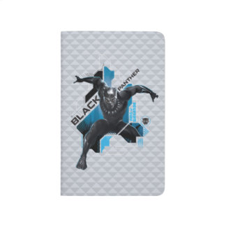 Black Panther | High-Tech Character Graphic Journal