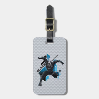 Black Panther | High-Tech Character Graphic Luggage Tag