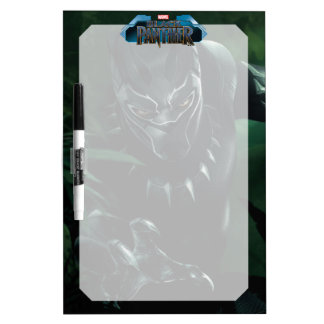 Black Panther | In The Jungle Dry Erase Board
