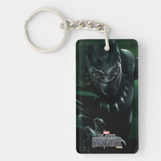 Black Panther | In The Jungle Key Ring