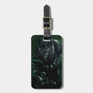 Black Panther | In The Jungle Luggage Tag