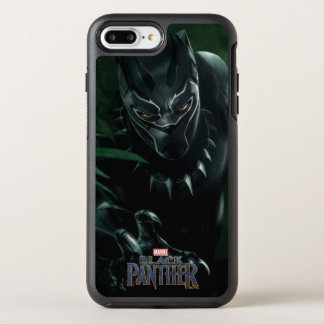 Black Panther | In The Jungle OtterBox Symmetry iPhone 8 Plus/7 Plus Case