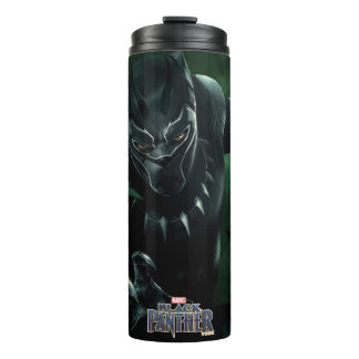 Black Panther | In The Jungle Thermal Tumbler