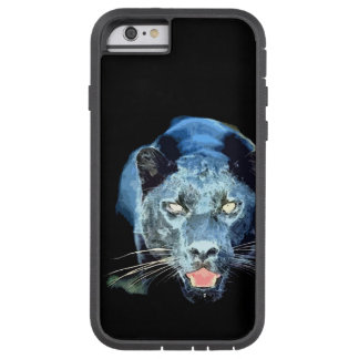 Black Panther Jaguar Eyes Tough Xtreme iPhone 6 Case