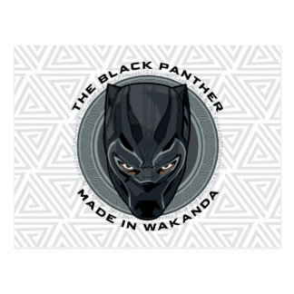 Black Panther | Made In Wakanda Postcard