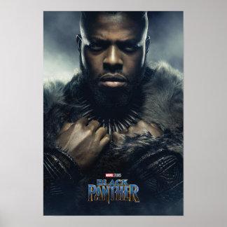 Black Panther | M'Baku Character Poster