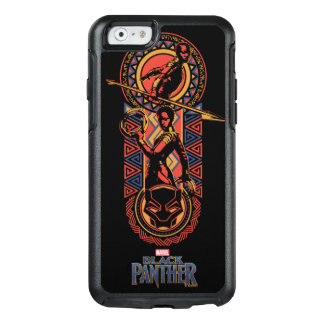 Black Panther | Okoye & Nakia Wakandan Panel OtterBox iPhone 6/6s Case