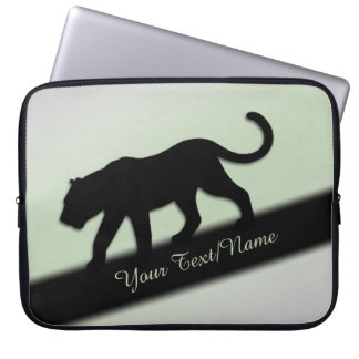 Black Panther Personal Laptop Sleeve