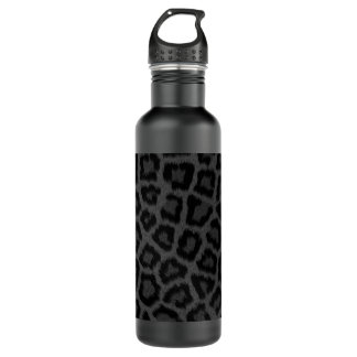 Black Panther Print 710 Ml Water Bottle