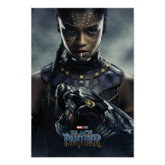 Black Panther | Shuri Character Poster