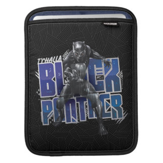 Black Panther   T'Challa - Black Panther Graphic iPad Sleeve