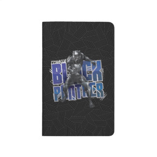 Black Panther | T'Challa - Black Panther Graphic Journal