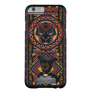 Black Panther | Wakandan Black Panther Panel Barely There iPhone 6 Case