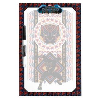 Black Panther | Wakandan Black Panther Panel Dry Erase Board