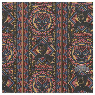 Black Panther | Wakandan Black Panther Panel Fabric