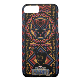 Black Panther | Wakandan Black Panther Panel iPhone 8/7 Case