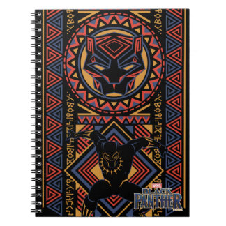 Black Panther | Wakandan Black Panther Panel Notebook