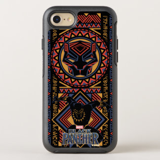 Black Panther | Wakandan Black Panther Panel OtterBox Symmetry iPhone 8/7 Case