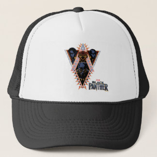 Black Panther | Wakandan Warriors Tribal Panel Trucker Hat