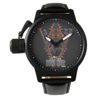 Black Panther | Wakandan Warriors Tribal Panel Watch
