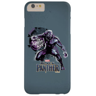Black Panther | Warrior King Painted Graphic Barely There iPhone 6 Plus Case