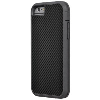 Black para-aramid synthetic Texture Tough Xtreme iPhone 6 Case