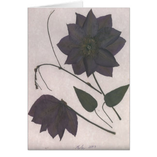 Black Passion Card