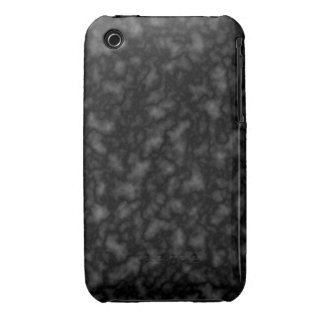 Black Pattern iPhone 3 Covers