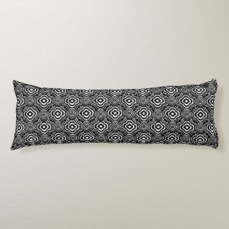 Black Peddler Body Cushion