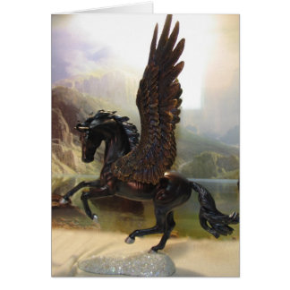 Black Pegasus Card
