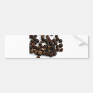 Black Pepper Bumper Sticker