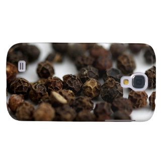 Black Pepper Galaxy S4 Cover