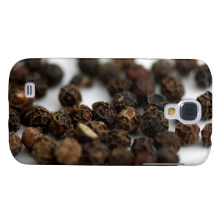 Black Pepper Galaxy S4 Covers