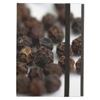 Black Pepper iPad Air Cover